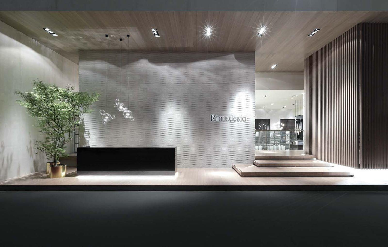 Exhibition Stand Design Pdf : Rimadesio show stand at the milan furniture show pdf to