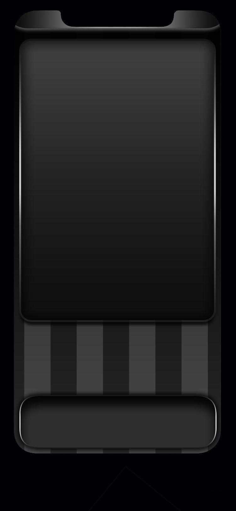 All Black Wallpaper Iphone Xr
