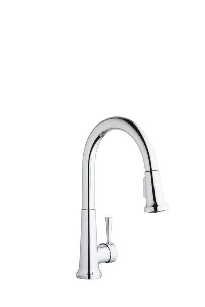 Elkay Lk6000 Pull Out Kitchen Faucet Single Handle Kitchen