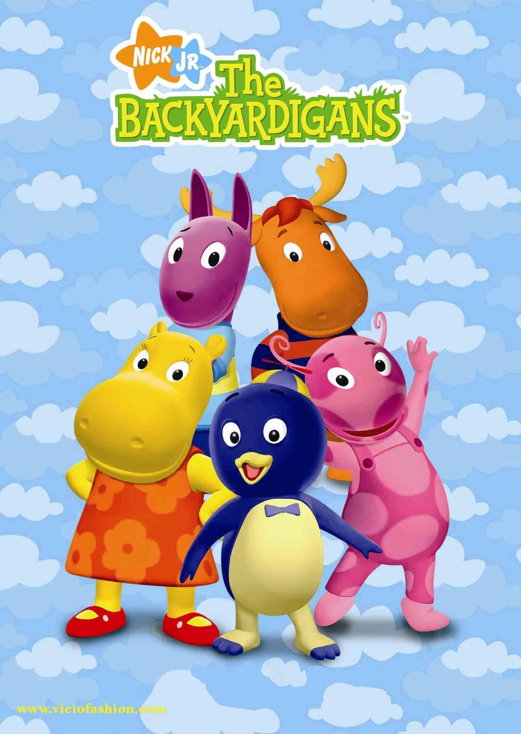The Backyardigans 2004 2010 Childhood Tv Shows Childhood