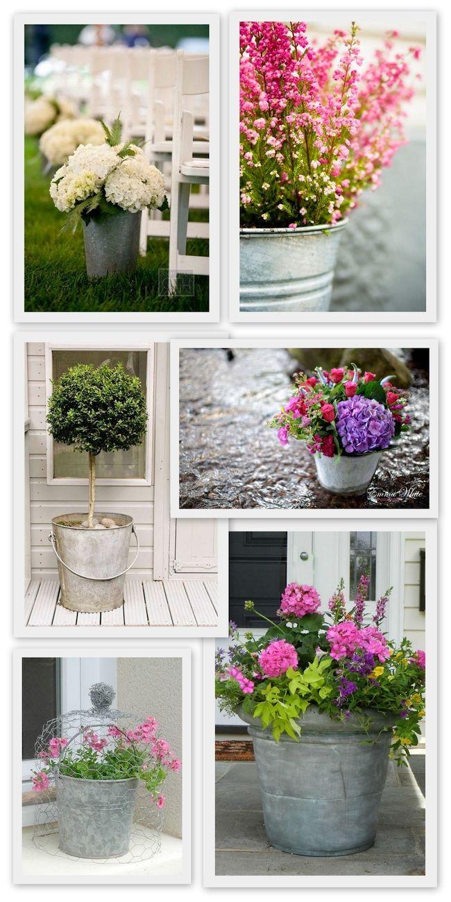 Doniczki Na Tarasie I Balkonie 32 Pomysly Diy Hanging Baskets Flowers Plants