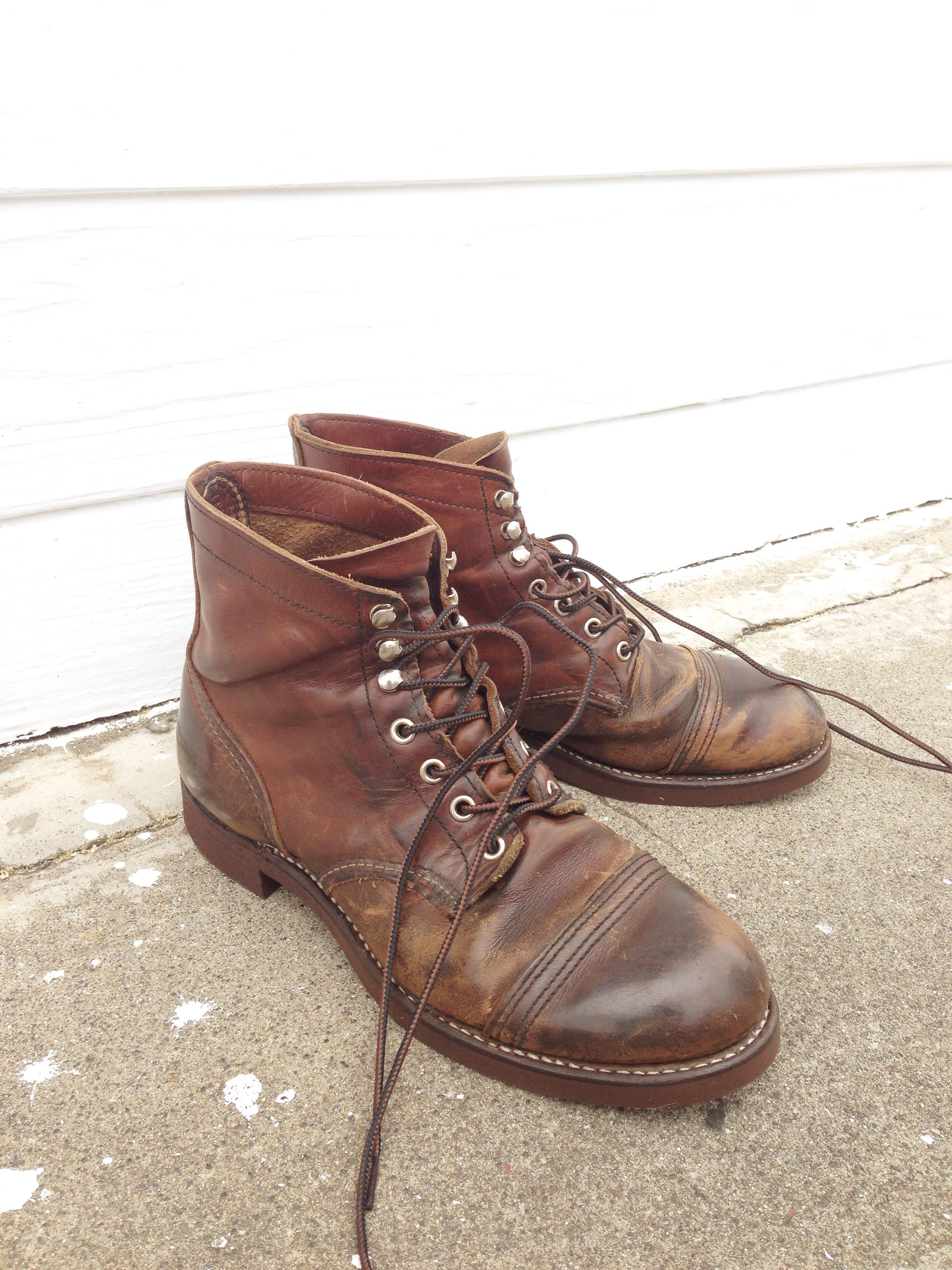 Red Wing 8111 '08