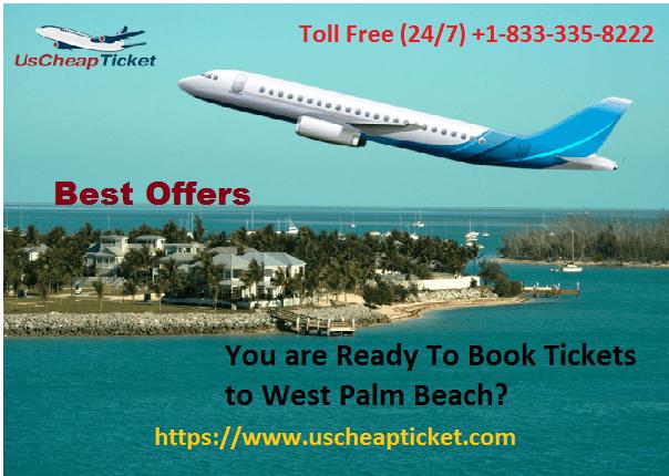 West Palm Beach Flight Tickets Book Us Ticket