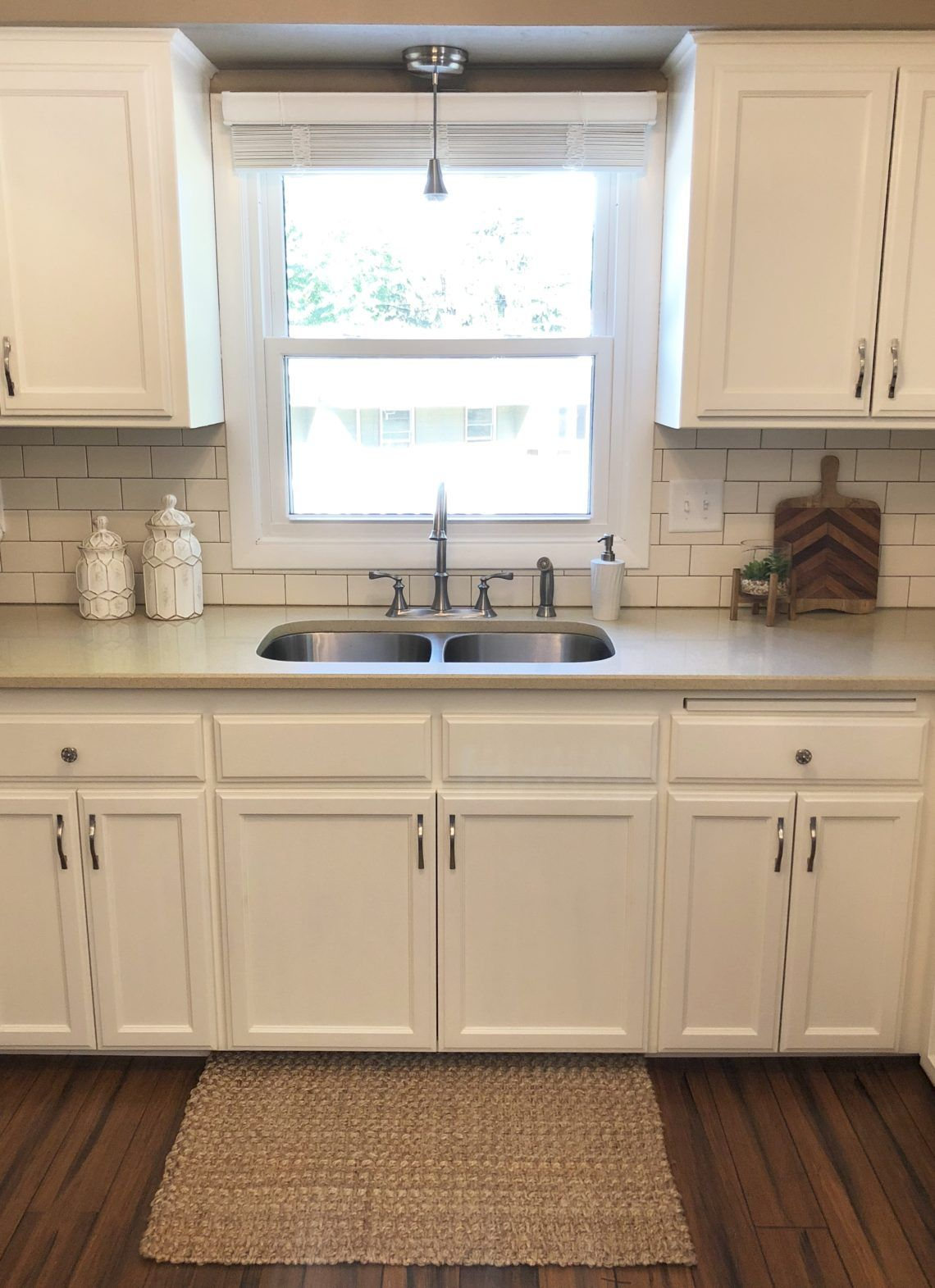 Best Diy Kitchen Renovation Painting Cabinets Before And After 400 x 300