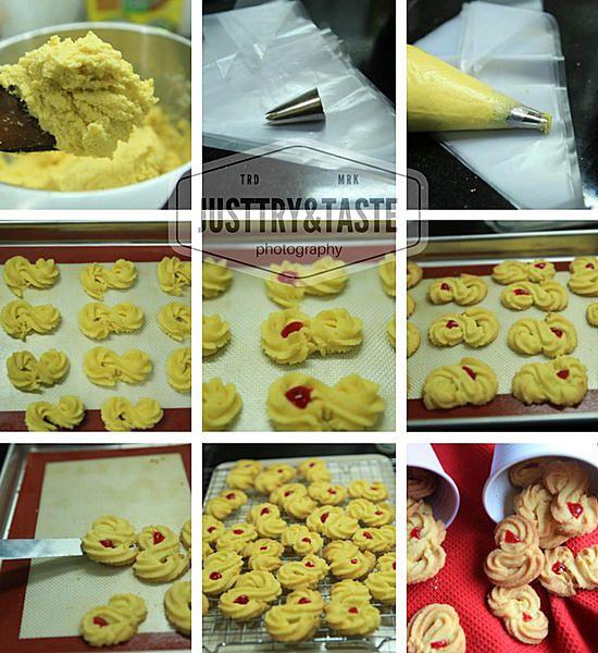 Resep Kue Semprit Garing Pecah Di Mulut Resep Kue Kue Makanan Manis