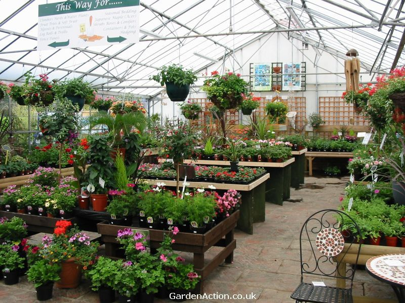 Littlehurst Nurseries Garden Centre
