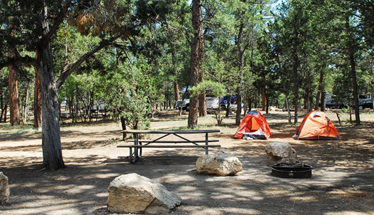 Top 5 CarCamping Sites near the Grand Canyon. Find the
