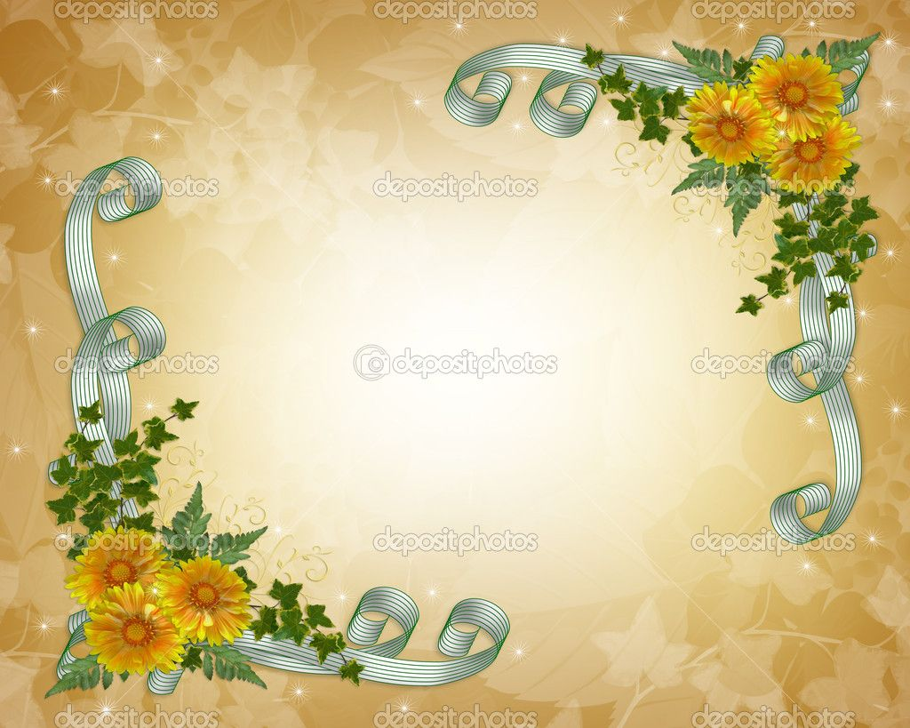 Background Pictures For Wedding Invitations: Free Wedding Backgrounds /frames