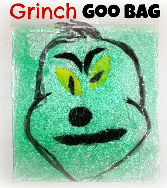 Grinch Goo Bag Growing A Jeweled Rose