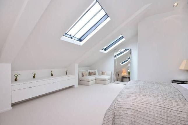 Pin By Ashley Archer Hutchinson On For The Home Bedroom Loft Loft Spaces Attic Rooms Bedroom eaves storage ideas