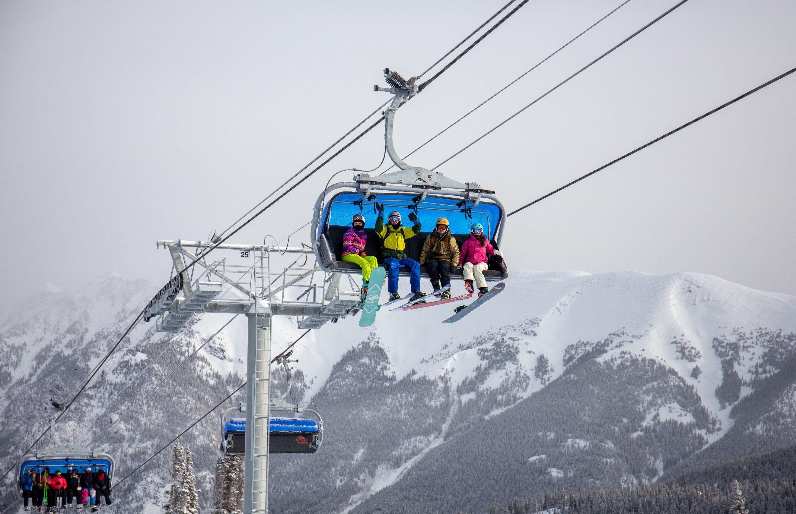 Follow Us On Instagram Colorado Ski Resort Landscape Photography Drone Nature Ski Lift Gon Colorado Ski Resorts Colorado Skiing Copper Mountain Ski Resort