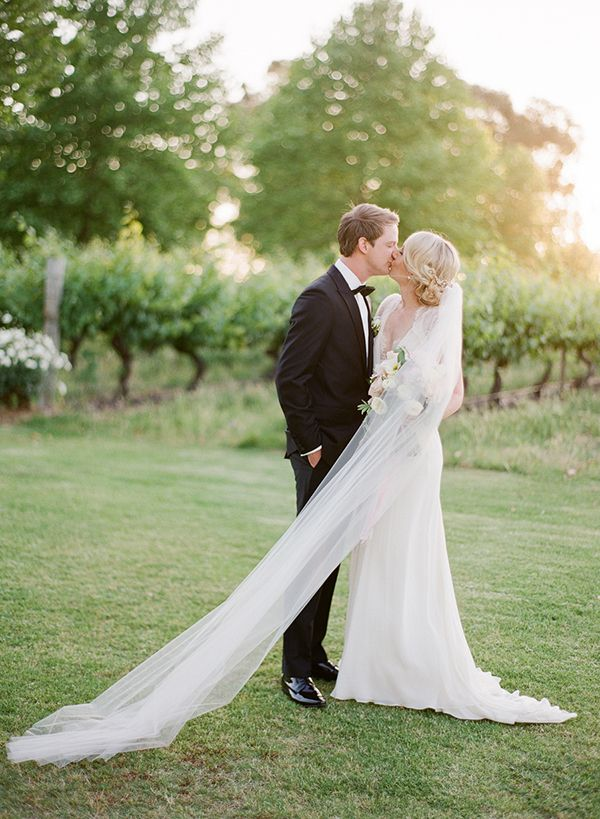 Trendy Wedding Ideas outdoor dress groom bride OnTrend