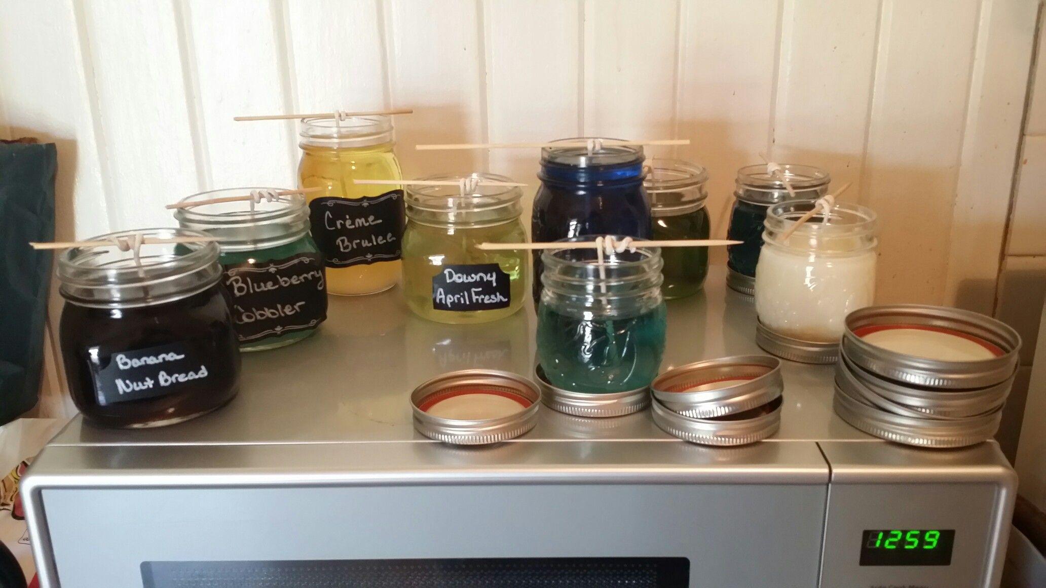 Candles Nutribullet blender, Blender, Diy projects
