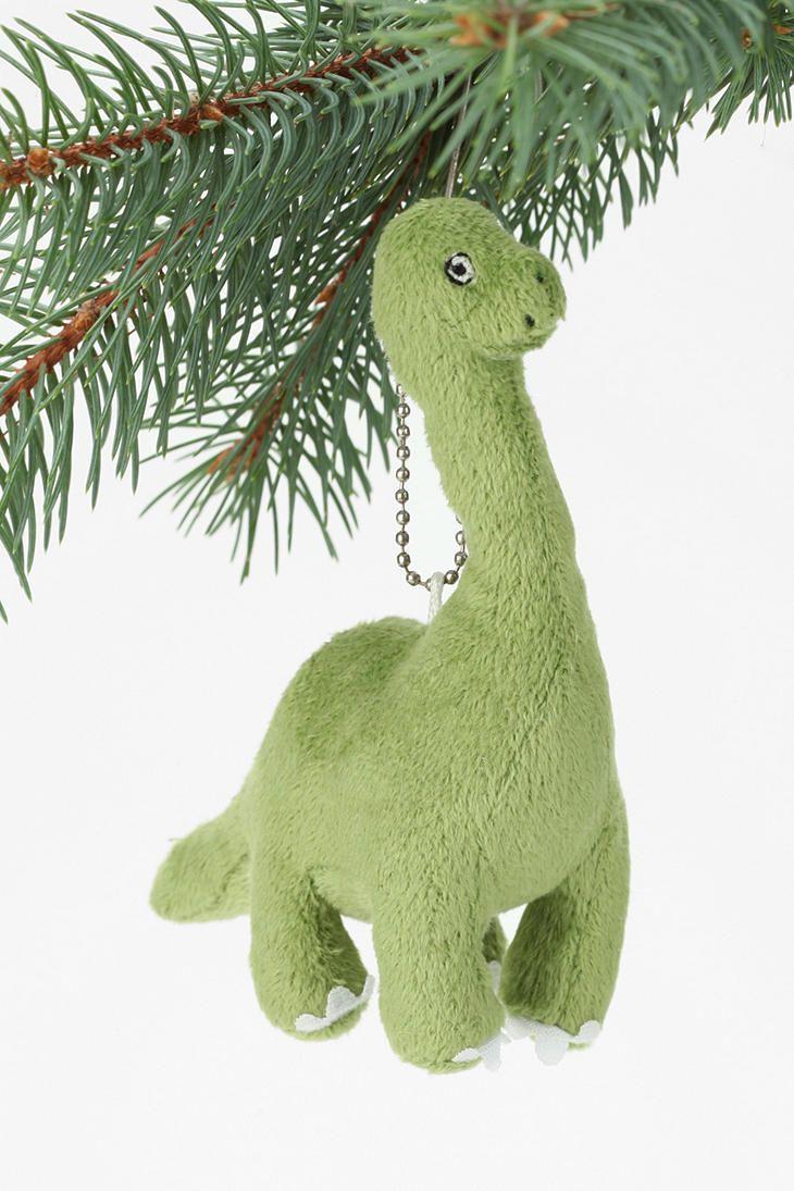All My Friends Plush Dinosaur Ornament Urban Exclusive Dinosaur