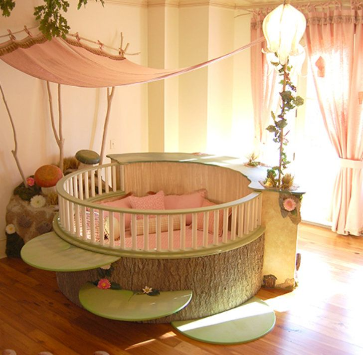 14 Dreamy Kids Room Designs That Have Us Yearning For Childhood