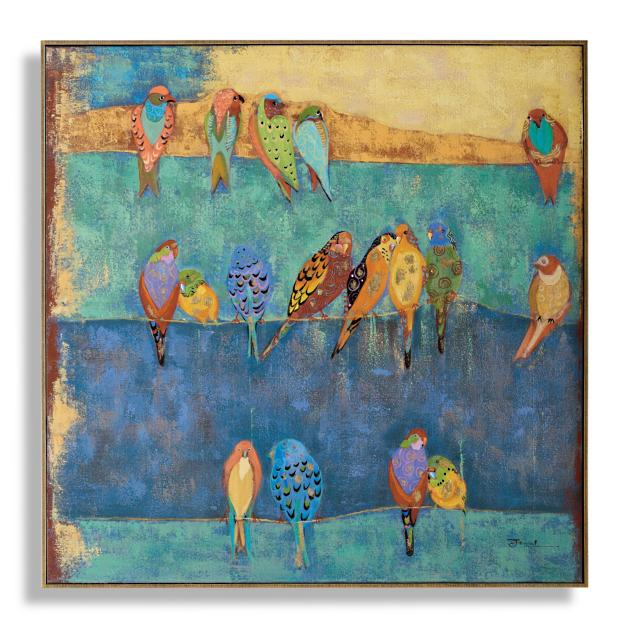 Colored Birds On A Wire Wall Art Grandin Road Wire Wall Art Deer Wall Art Hummingbird Wall Art