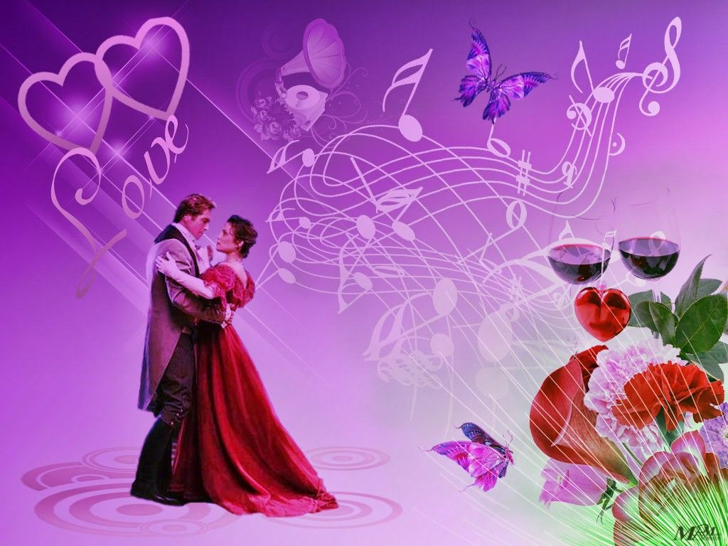romance images love 3d