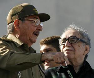Envía Raúl mensaje de condolencia a la familia de García Márquez › Cuba › Granma - Órgano oficial del PCC