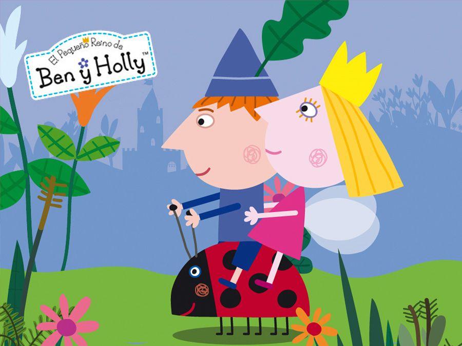 ben y holly - Buscar con Google | ben & holly\'s litlle kingdom ...