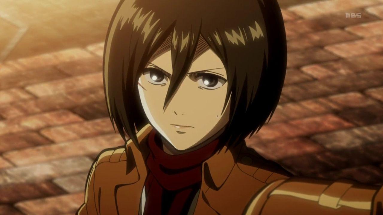 shingeki no kyojin episode 21 anime waffles