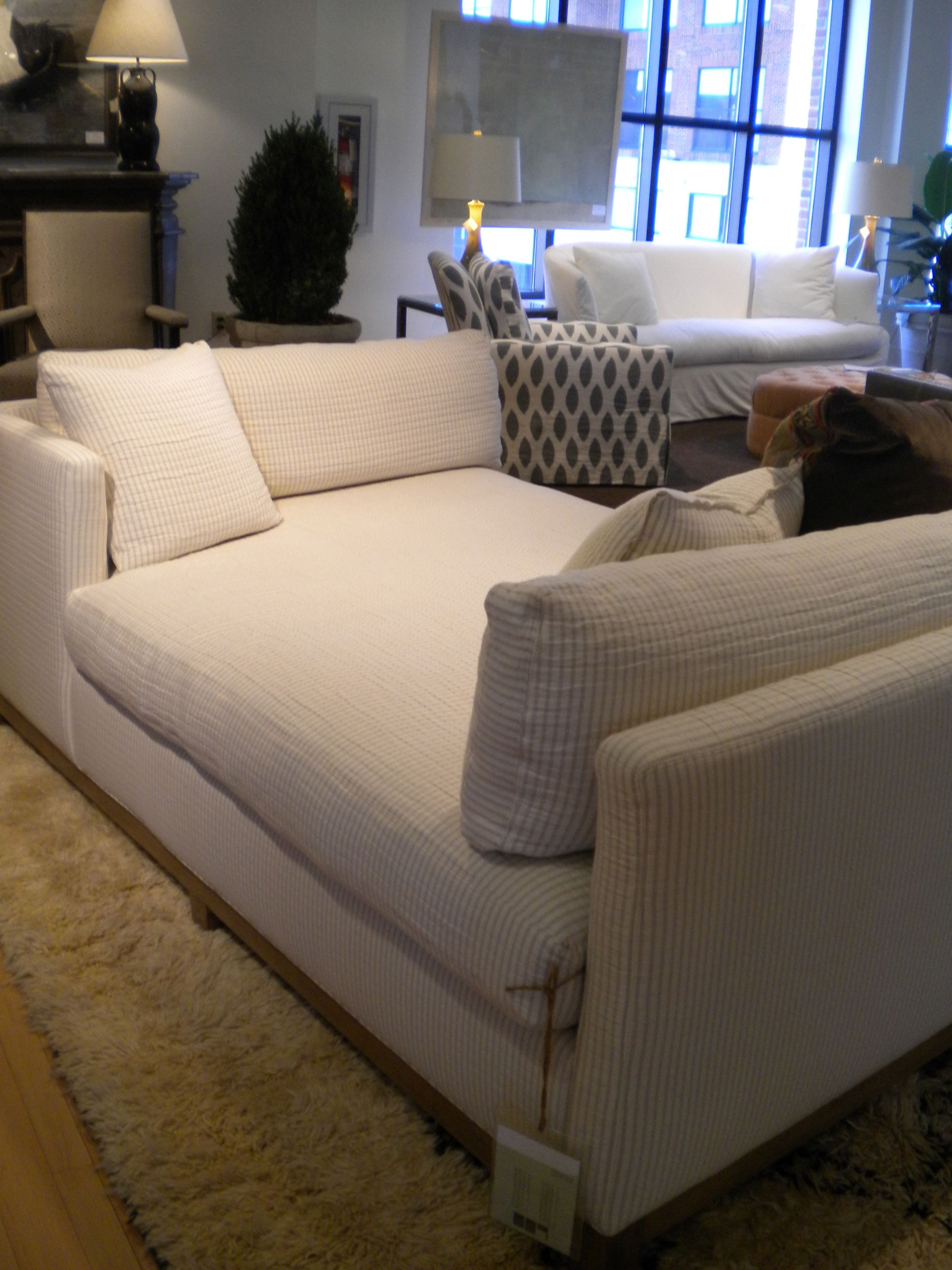 LOve it x | Chaise lounge living room, Double chaise ...