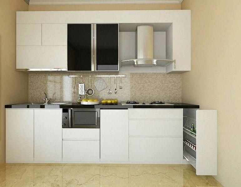 Jasa Desain Kitchen Set Unik Moderh Harga Terjangkau Desain Dan