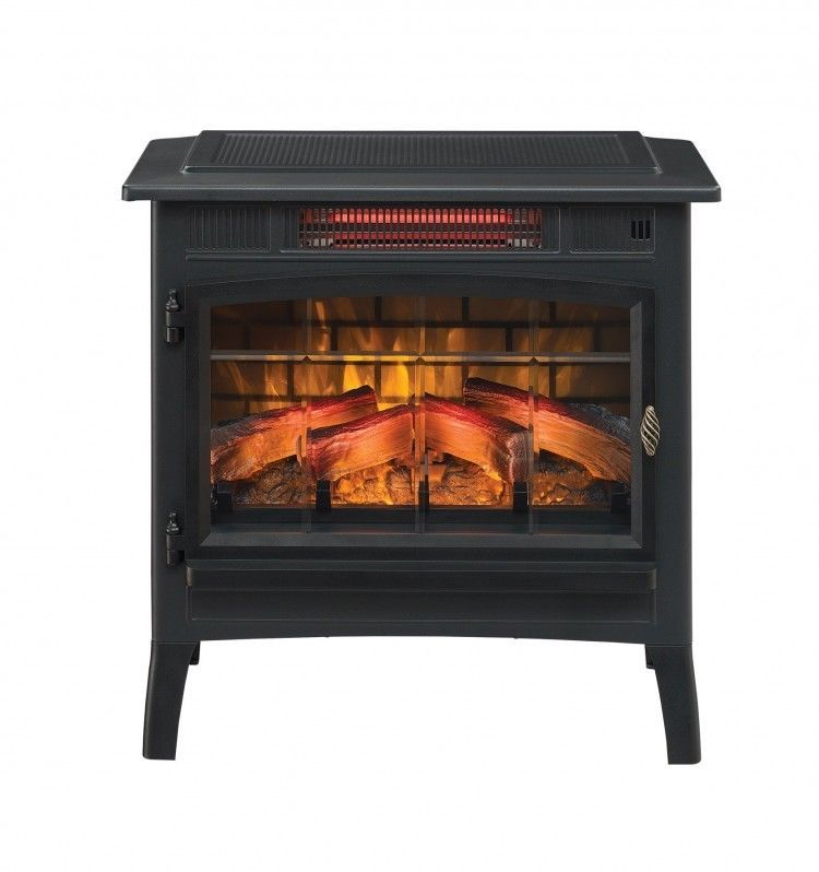Electric Fireplace Heater Indoor Heating Fireplace Stove 3d Flame