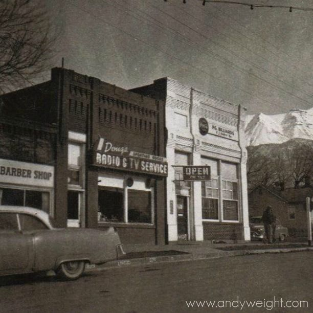 Historic Pleasant Grove, Utah  #pleasantgroveut #andyweight