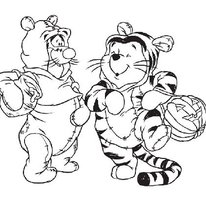 Peter plys som tigerdyr coloriages winni l 39 ourson pinterest coloriage coloriage winnie et - Winnie coloriage ...