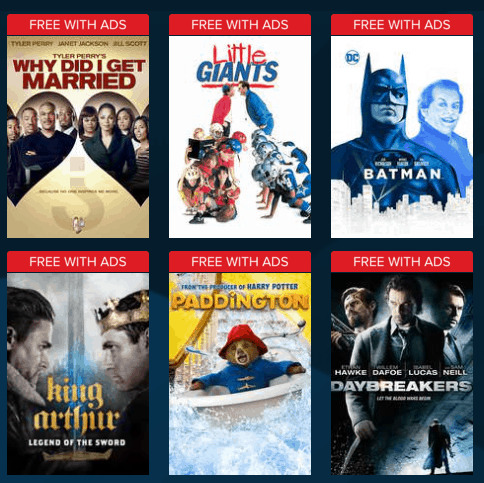 VUDU: FREE Movies & FREE $2 Credit **SUPER HOT