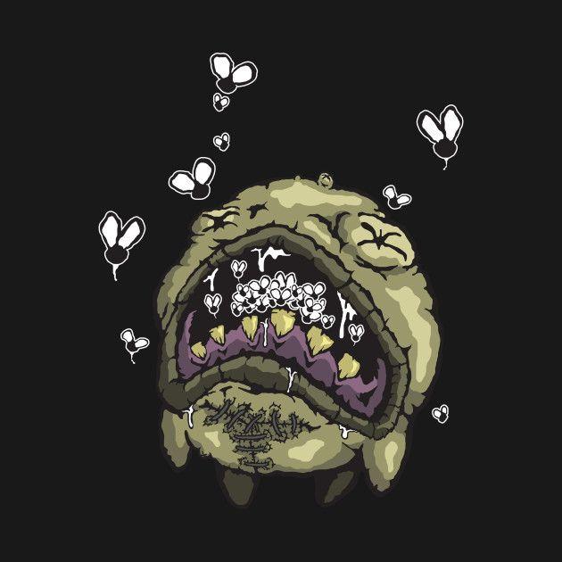 #TheBindingofIsaacRebirth #DukeOfFlies #Boss #Monster