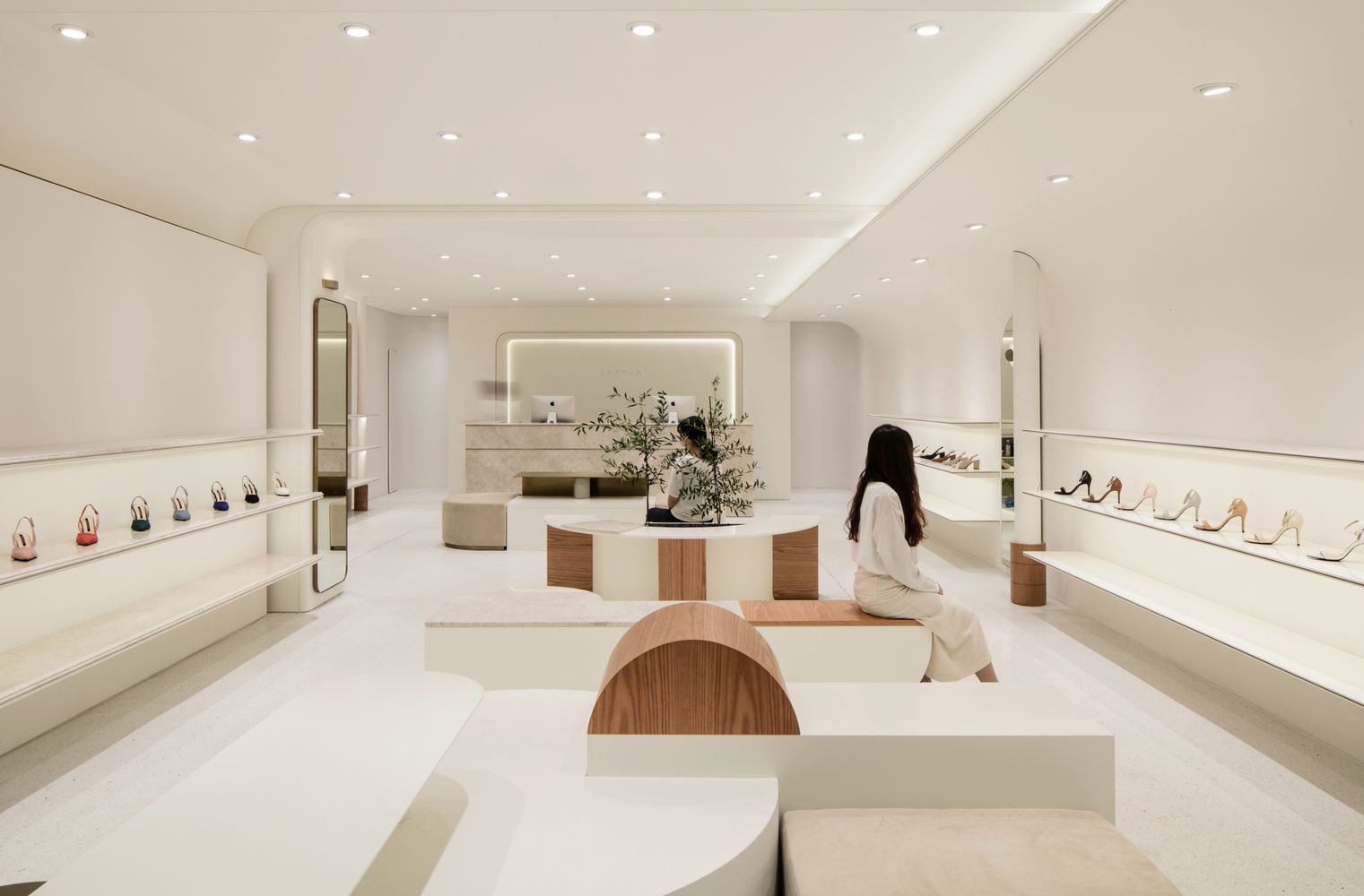 Gallery of Sappun Flagship Store / LABOTORY 3 Retail