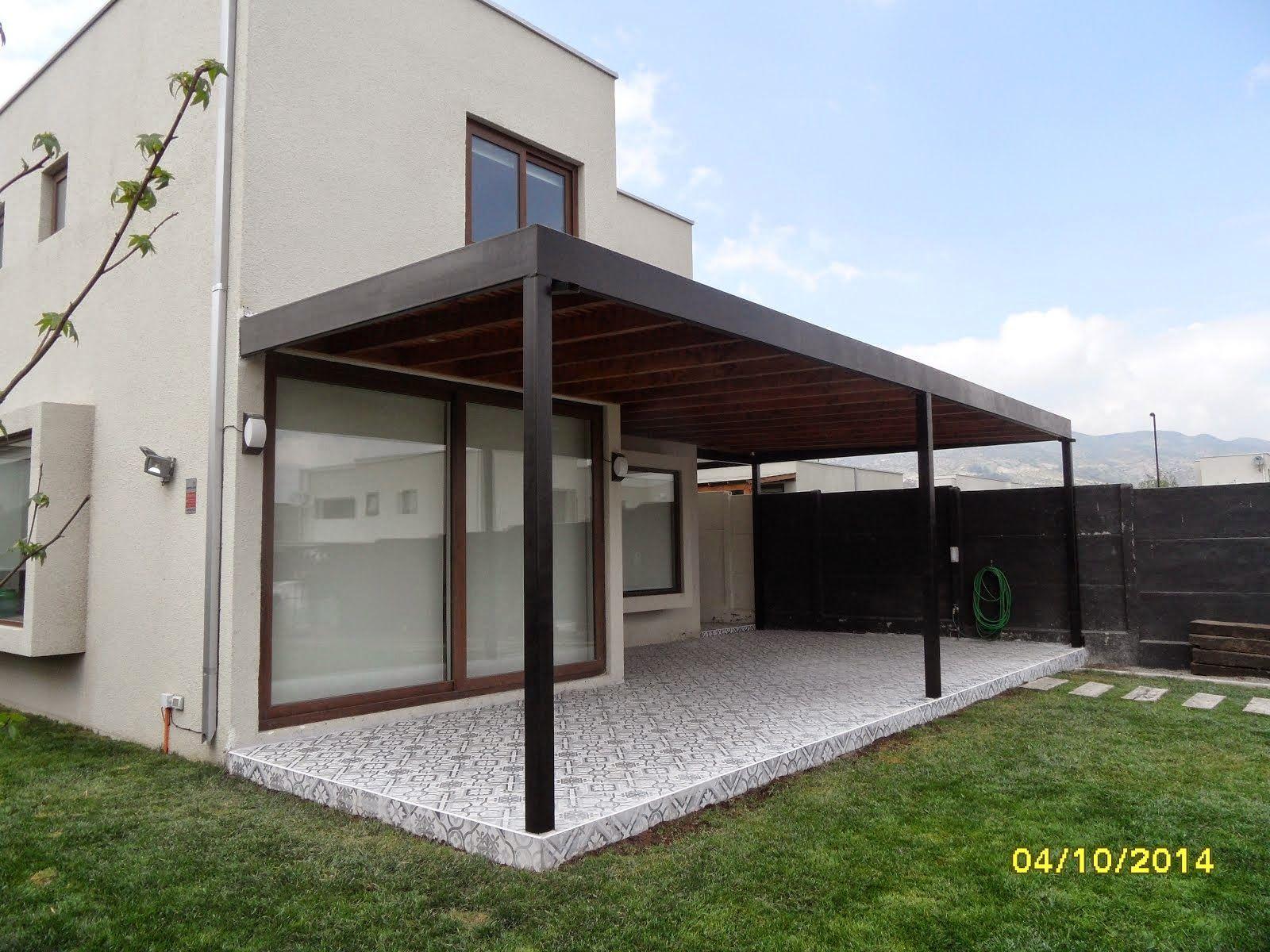 Pergola sendero fierro quincho en 2019 cobertizos de for Cobertizo de jardin moderno de techo plano