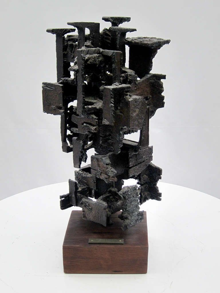 Superb Abstract Sculpture   Sanyo Kaminski | From A Unique Collection Of Antique  And Modern Sculptures At