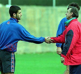 Johan Cruyff & Pep