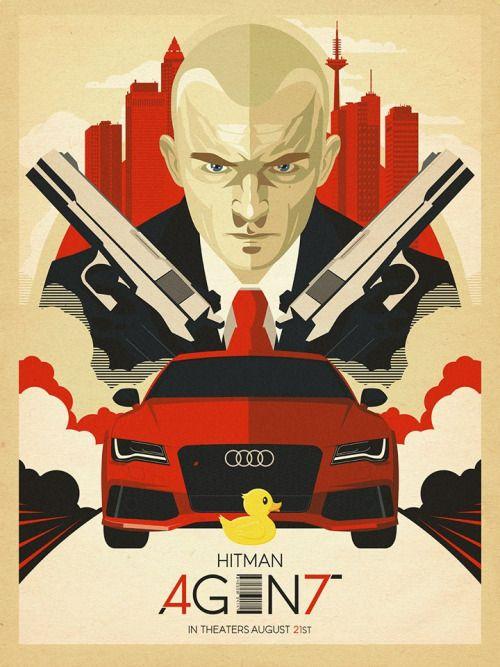 Manof2moro Hitman Agent 47 Agent 47 Hitman