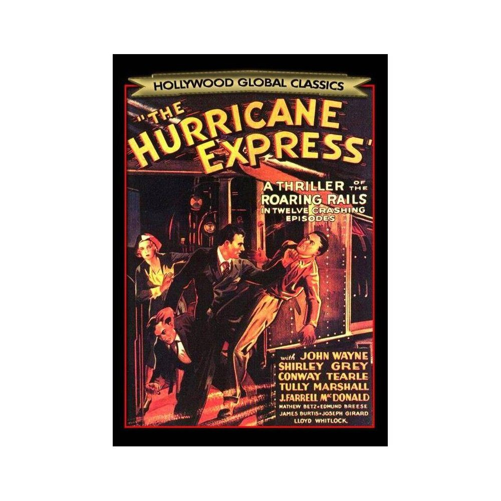 Hurricane Express Dvd With Images Movie Posters Dvd Expressions