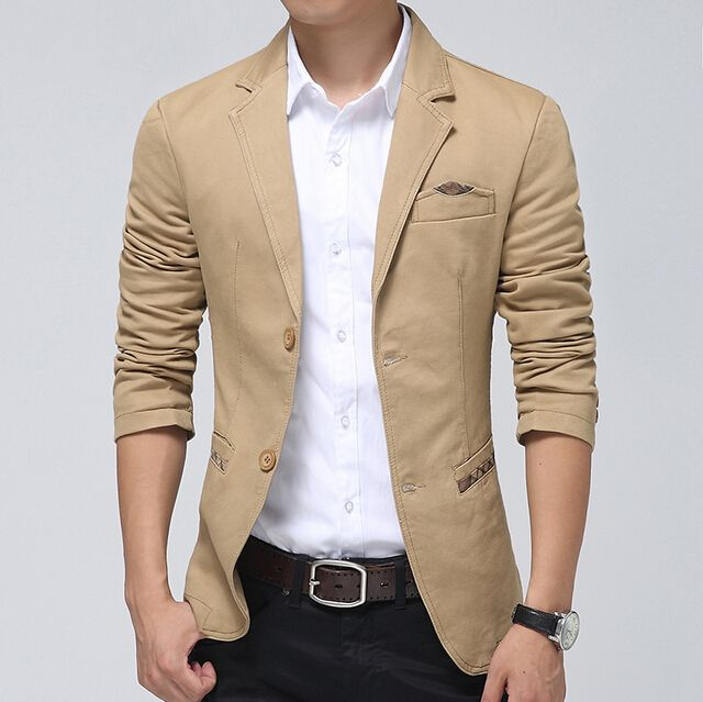 nice loking casual blazer for men with jeans (1) | Cool fashion