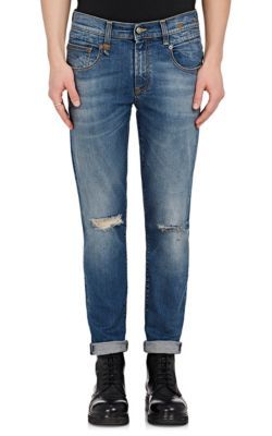 "R13 ""Boy"" Skinny Jeans. #r13 #cloth #jeans"