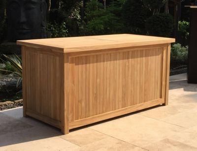 Legacy Teak Kissenbox Jetzt bestellen unter   moebel - lounge gartenmobel gunstig