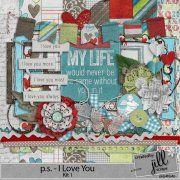 p.s.- I Love You - Bundle