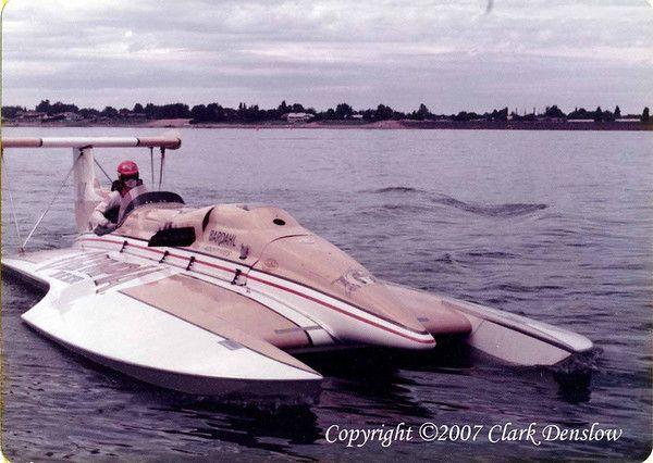 vintage hydroplane | H1 Unlimited Hydroplane Series | Boat