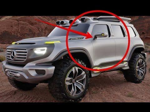 2020 Mercedes Glg Brutal Suv Reviews Cars Pinterest Suv
