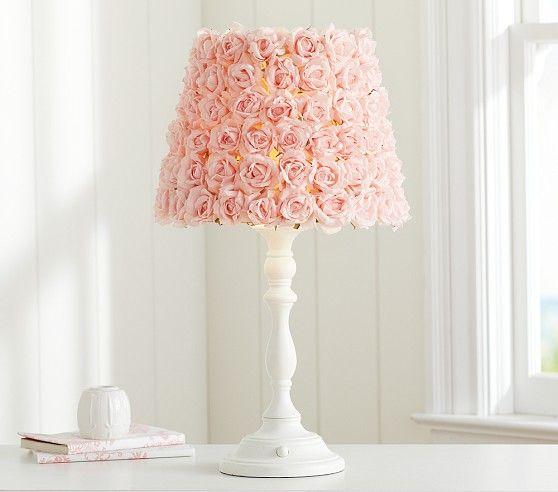 Rose Shade Pottery Barn Kids Rose Lamp Shade Antique Lamp Shades Wall Lamp Shades