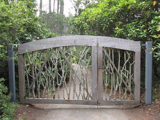 7 idées de clôtures originales à réaliser soi-même ...