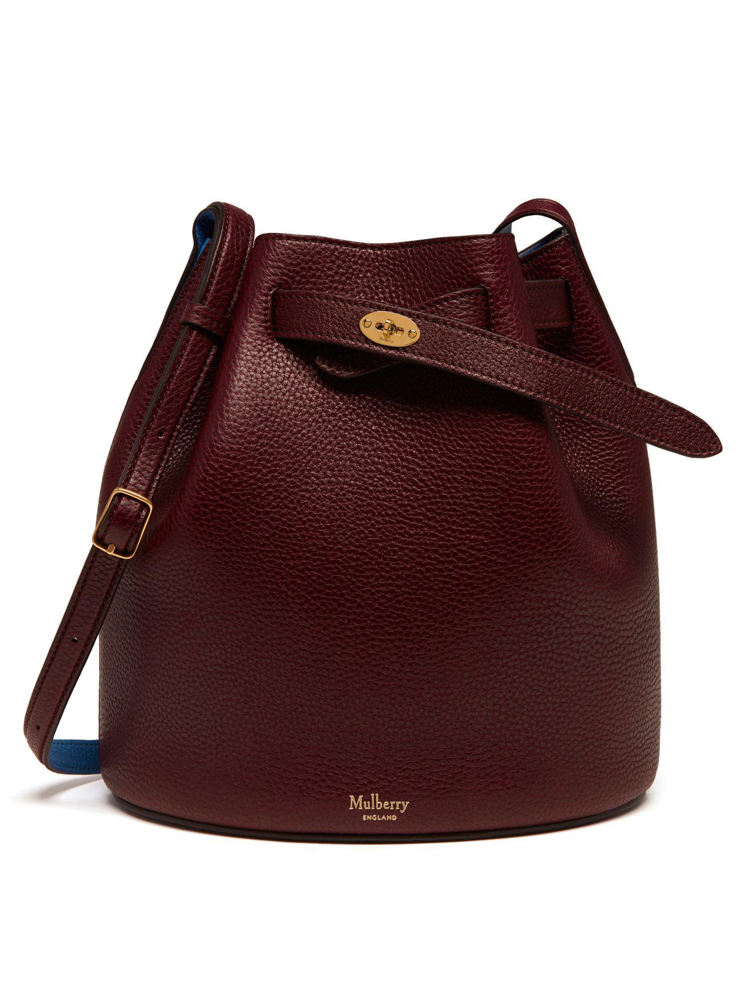 9cf68ec9630b Mulberry Abbey Bucket Bag