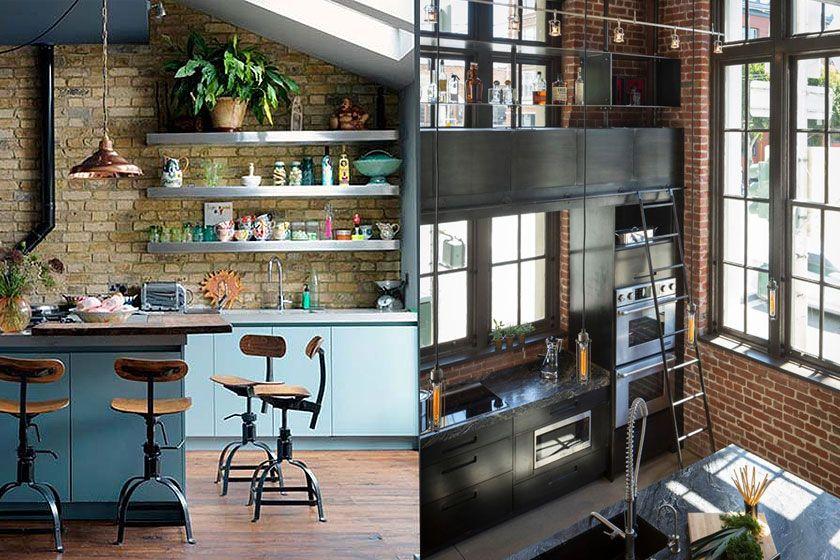 Industriele Keuken Industrial : De industriële keuken 6 ingrediënten heel veel inspiratie tips