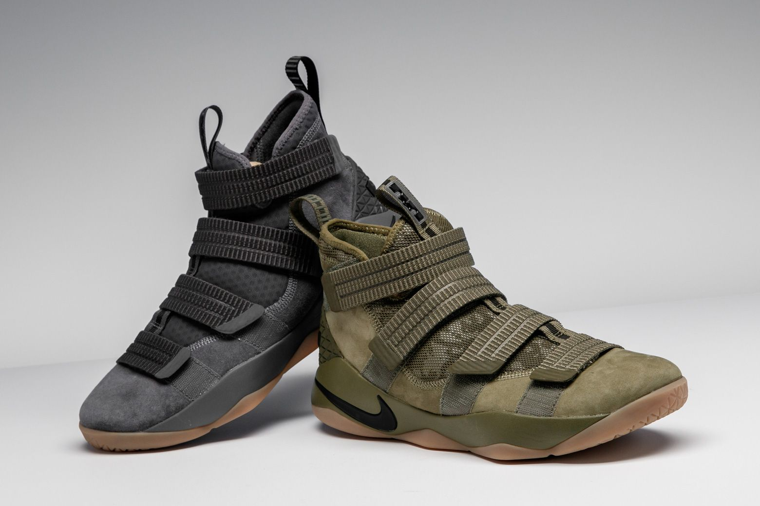 4e7b7163075 SG offers two new Lebron Soldier 11 SFG kicks for below retail. Which  colorway is the dopest