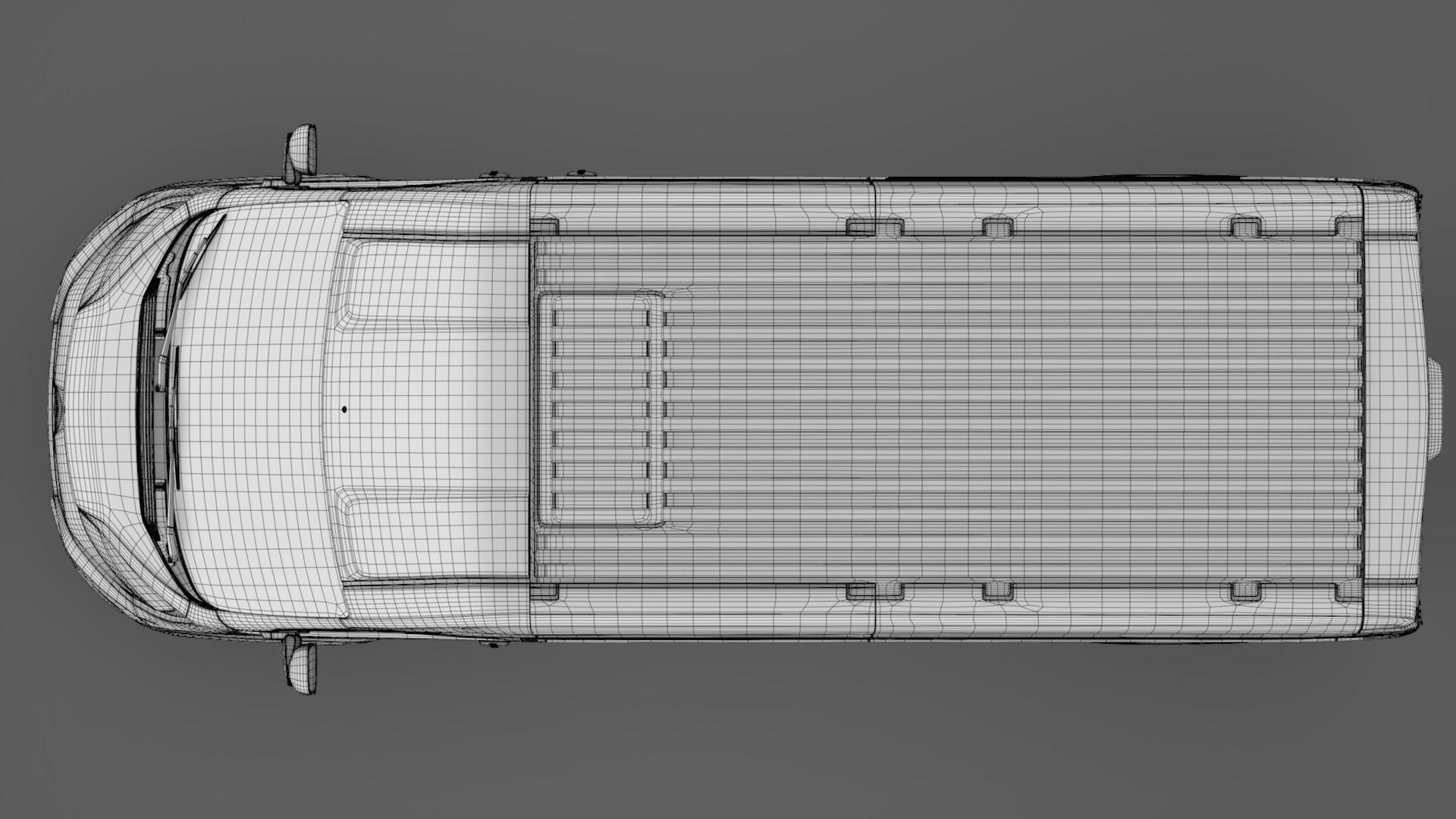 Citroen Relay Van L3h3 2017 3d Model Max Obj 3ds Fbx C4d Lwo Lw Lws 24 Creatividad