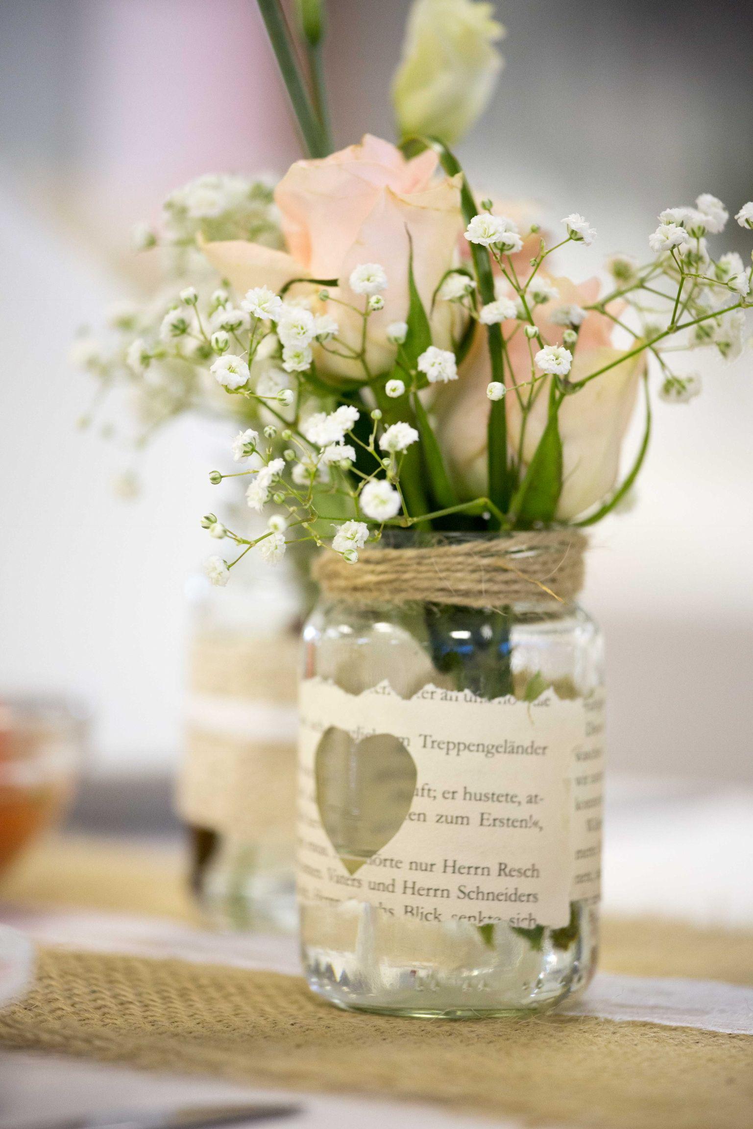Tischdeko Taufe Blumen Tischdekorationen Tisch Blumen Festlichen